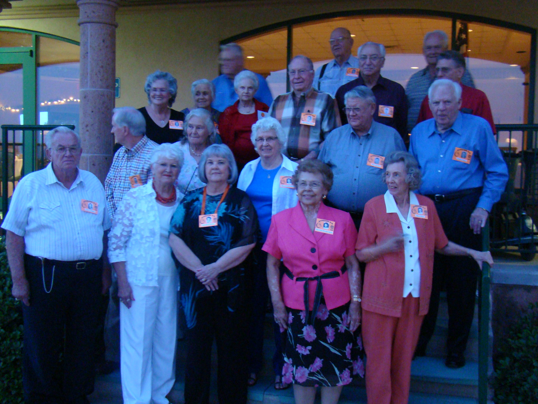 60th Burbank HS Reunion in San Antonio, TX